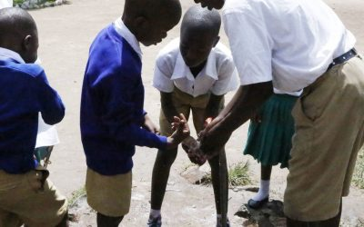 Water for handwashing in slums is critical to prevent COVID-19 spreading
